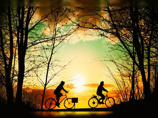 Will Riding an Outdoor Bicycle Burn Calories?